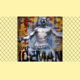 Ngauge Ice Man Rectangular table top art