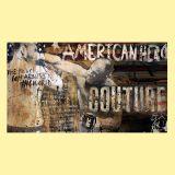 Ngauge American Hero Rectangular table top art