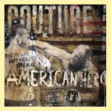 Ngauge American Hero Square table top art