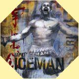 Ngauge Ice Man Octagonal table top art
