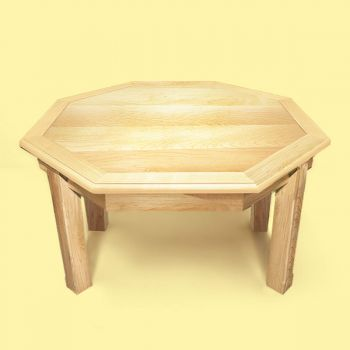 Convertible Coffee Table  Octagonal