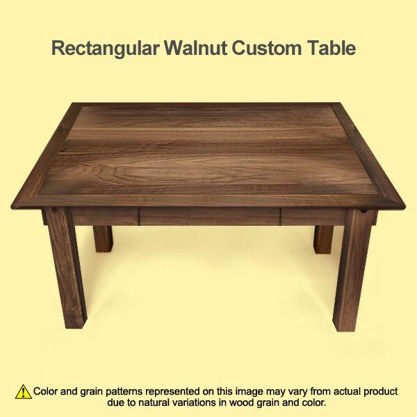 Convertible Coffee Table Rectangular